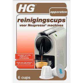 HG Reinigingscups nespresso product photo