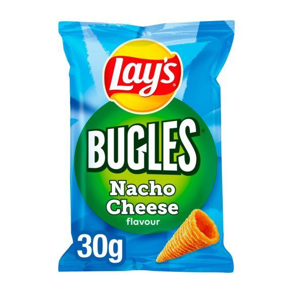 Lay's Bugles nacho cheese product photo