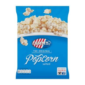 Jimmy's Salted popcorn product photo