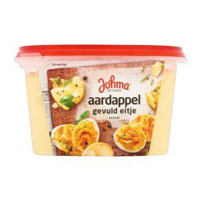 Johma Aardappel gevuld eitje salade product photo