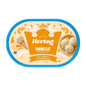 Hertog Vanille ijs product photo