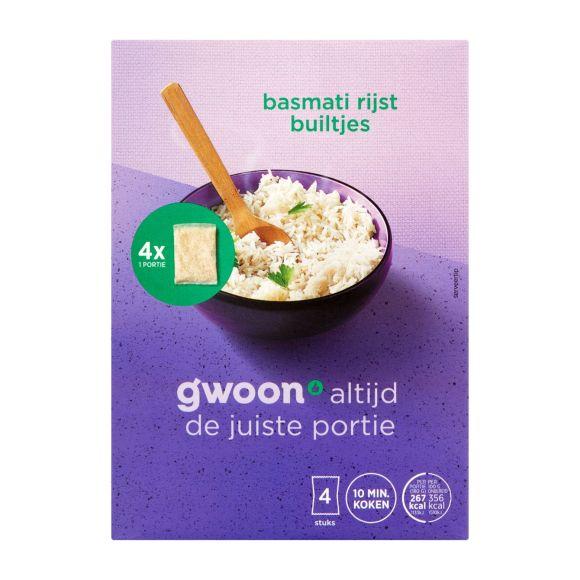 g'woon Basmati rijst builtjes product photo