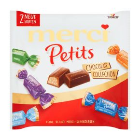 Merci Petits chocolate collection product photo