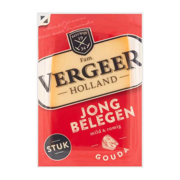 Vergeer Holland Jong belegen Gouda kaas 48+ product photo