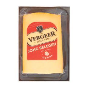 Vergeer Stuk kaas jong belegen product photo