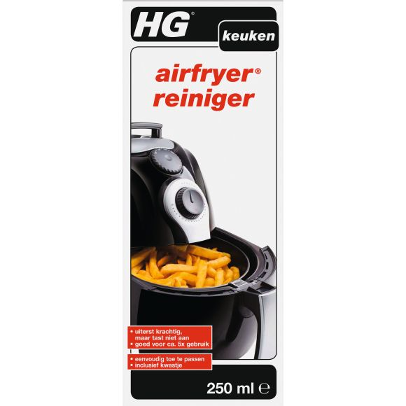 HG Airfryer reiniger product photo