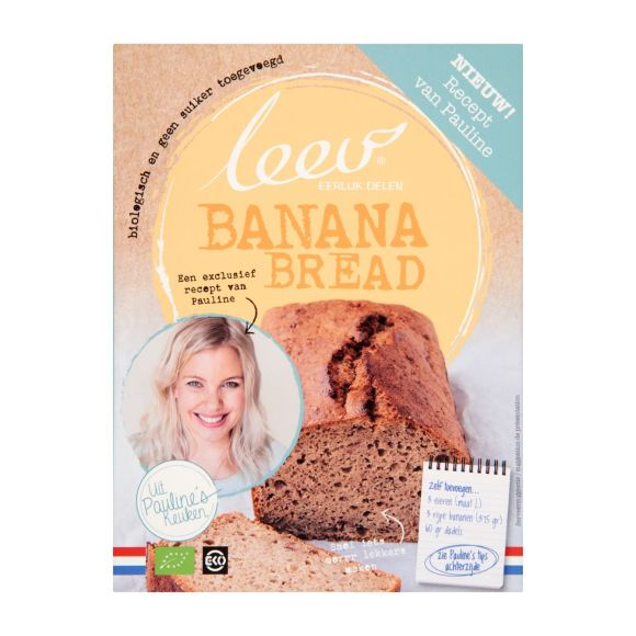 Leev Banana bread pauline product photo