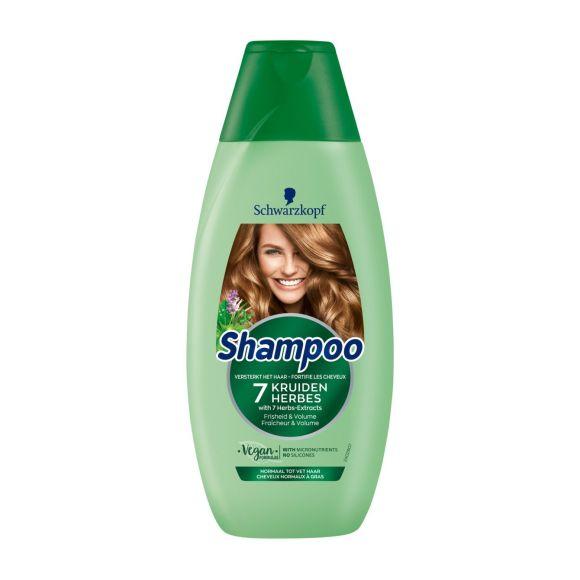 Schwarzkopf Shampoo 7 kruiden product photo
