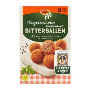 Mora Vegetarische Draadjesvleesch Bitterballen product photo