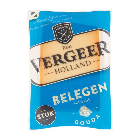 Vergeer Holland Belegen Gouda kaas 48+ product photo