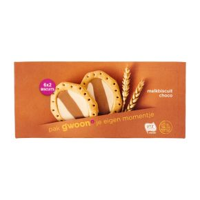 g'woon Melkbiscuit melk chocolade product photo
