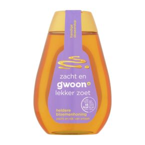 g'woon Bloemenhoning helder product photo