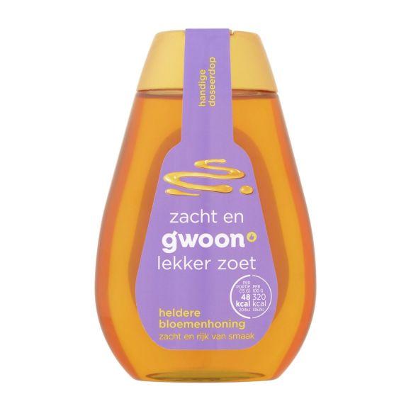 g'woon Bloemenhoning helder product photo