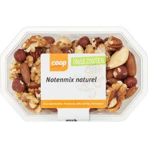 Notenmix naturel ongezouten product photo
