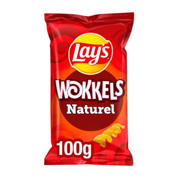 Lay's Wokkels naturel product photo