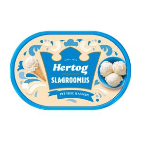 Hertog Slagroom ijs product photo