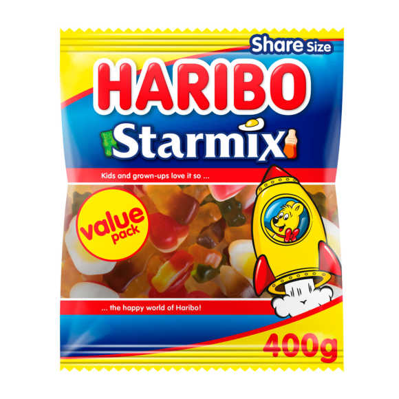 Haribo starmix value pack product photo