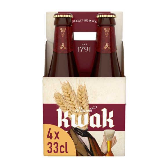 Neutraal Pauwel Kwak bier blik product photo