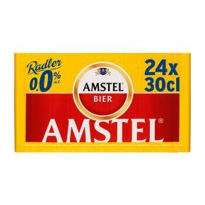 Amstel Radler 0.0% krat 24 x 30 cl product photo