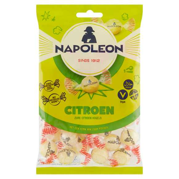 Napoleon citroen kogels product photo