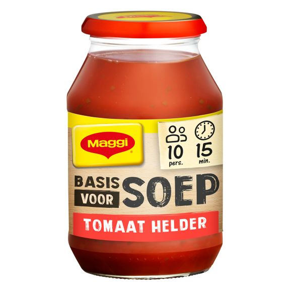 Maggi Basis voor heldere tomatensoep product photo