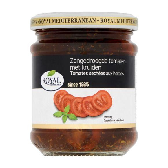 Royal Zongedroogde tomaten kruiden product photo