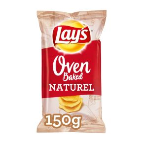 Lay's Oven baked naturel product photo