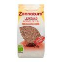 Zonnatura Lijnzaad gebroken biologisch product photo