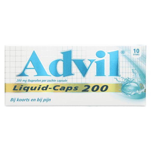 Advil Liquid-Caps 200 mg product photo