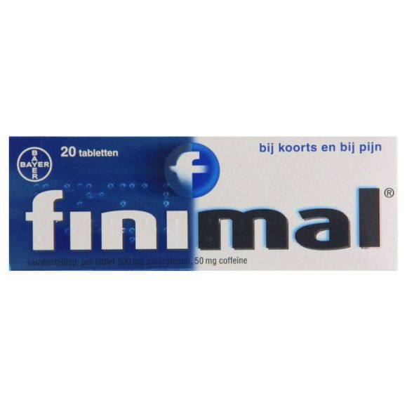 Finimal Tabletten 500/50 mg product photo