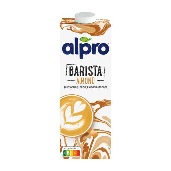 Alpro Barista amandel product photo