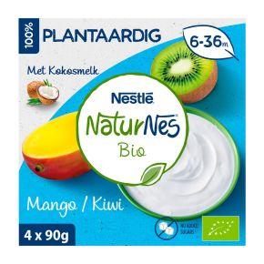Nestlé Toetje mango kiwi biologisch product photo