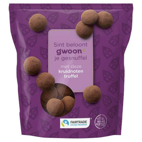 g'woon Kruidnoten truffel product photo