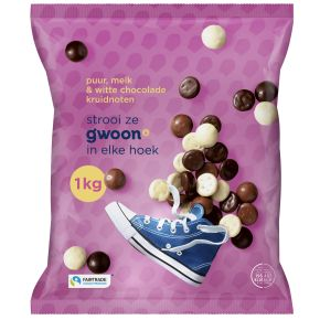 g'woon Chocolade kruidnoten mix product photo