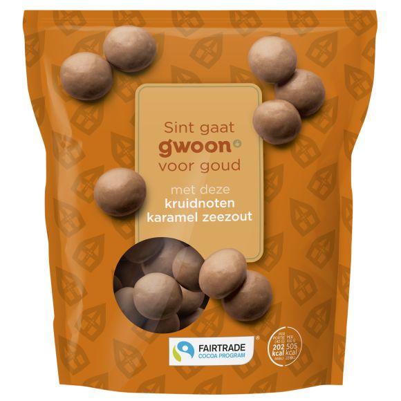 g'woon Kruidnoten karamel zeezout product photo