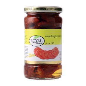 Royal Zongedroogde tomaten olie product photo