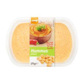 Hummus pikant product photo