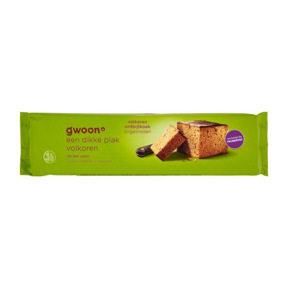 g'woon Ontbijtkoek volkoren ongesneden product photo