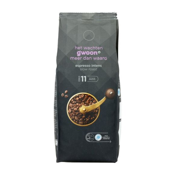 g'woon Espresso intens product photo