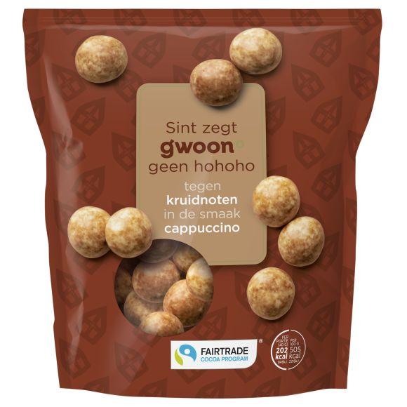 g'woon Kruidnoten cappucino product photo