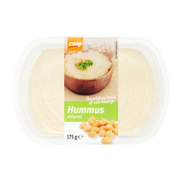 Hummus naturel product photo
