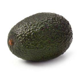 Avocado ongerijpt net product photo