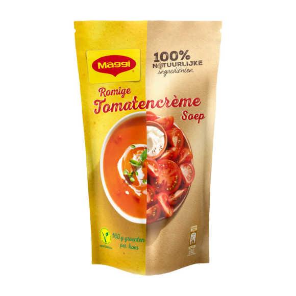 Maggi Soep in zak tomaat crème product photo