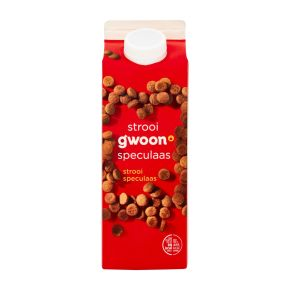 g'woon Strooi speculaas product photo