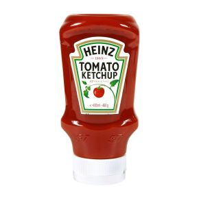 Heinz Tomatenketchup Top Down product photo