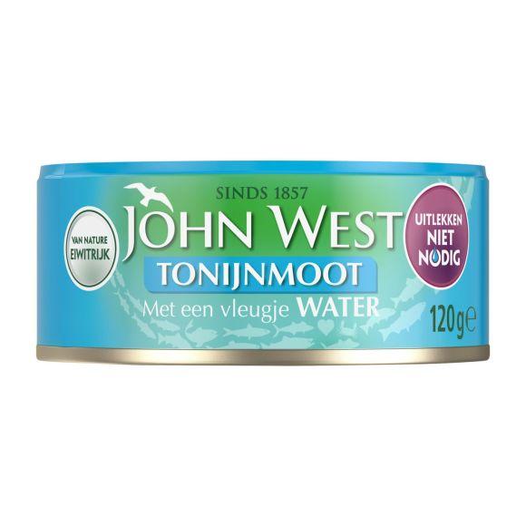 John West Tonijnmoot met een vleugje water product photo