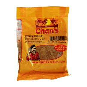 Chan's Komijn gemalen product photo
