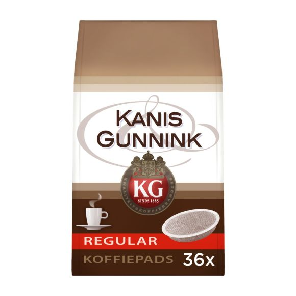 Kanis & Gunnink Regular koffiepads product photo