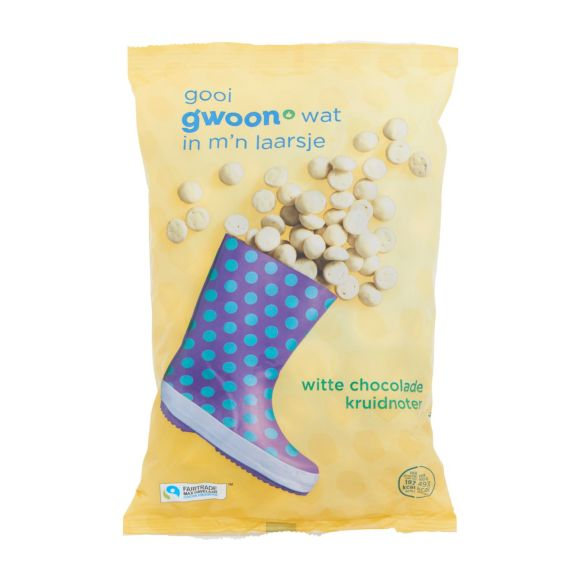 g'woon Witte chocolade kruidnoten product photo