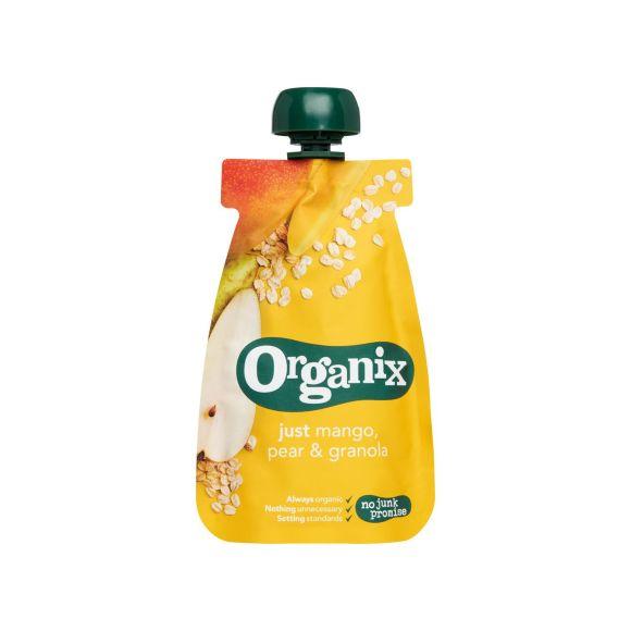 Organix Just mango pear & granola product photo